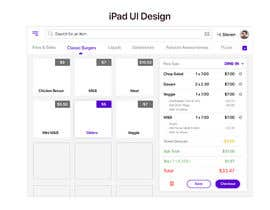 Sithuma tarafından Redesign 1 Page of iPad App için no 28