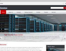 Nro 7 kilpailuun Design a Website Mockup for a Web Hosting Company käyttäjältä mamun0069