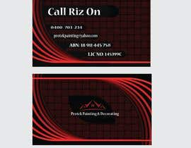 #120 Create business card using  existing logo idea and create other designs for me to choose from részére AnitaAkter által