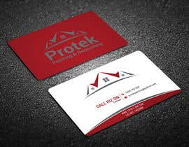 #112 Create business card using  existing logo idea and create other designs for me to choose from részére rtaraq által