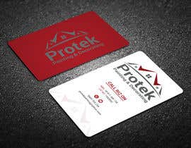 #116 Create business card using  existing logo idea and create other designs for me to choose from részére rtaraq által