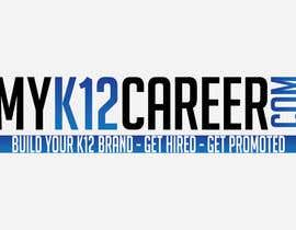 luisfcspereira tarafından Design a Logo for www.myk12career.com için no 26