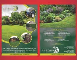 #45 for We need a flyer for our new company in garden maintenance by sandeepstudio