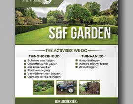 #6 for We need a flyer for our new company in garden maintenance by AbuSufian123311