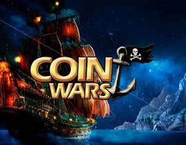 "#59 for Splash Screen for Coin Flipping game called ""Coin Wars"" by anacris22q"