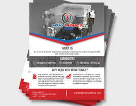 #23 for Need a flyer to advertise a company by asfiaasa