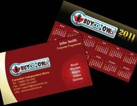 #109 untuk Business Card Design for BUYCDNOW.CA oleh mkhadka