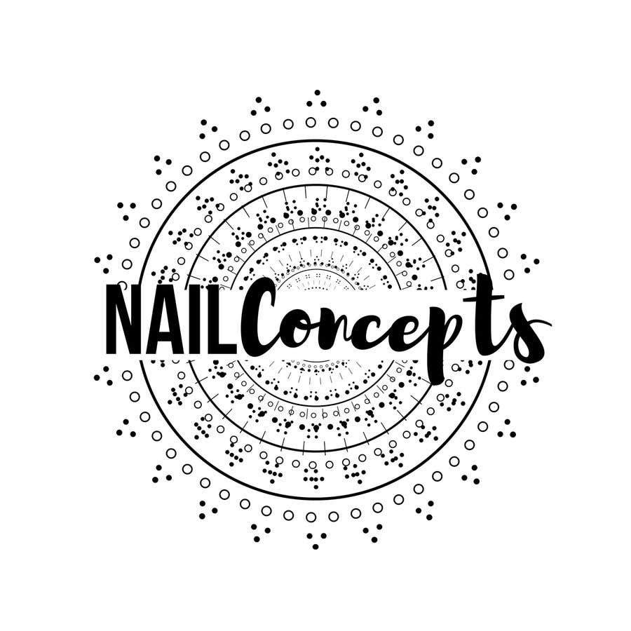 Entry 64 By Janainabarroso For Realizeaza Mi Un Logo Nail Concepts