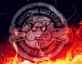 #43 for Design a Logo for Barbecue enthusiast club by stephanyprieto