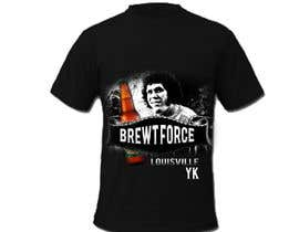 #10 for Brewt Force Tee Shirt (Running Team) by farhanazam