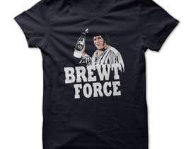 #15 for Brewt Force Tee Shirt (Running Team) by tanjirahmedbd7