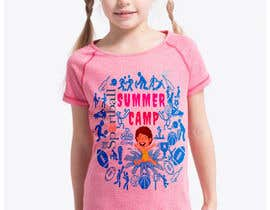 #51 for Kids Sports Summer Camp T-Shirt Design by Lucky571Akash