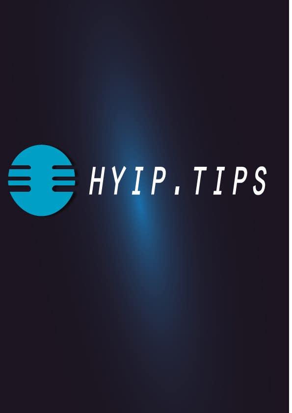 Penyertaan Peraduan #                                        5                                      untuk                                         Design a Logo for hyip.tips