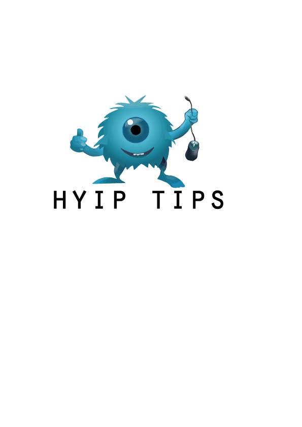 Penyertaan Peraduan #                                        7                                      untuk                                         Design a Logo for hyip.tips