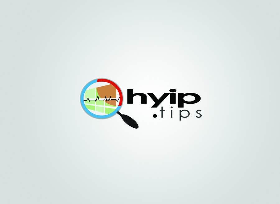 Penyertaan Peraduan #                                        9                                      untuk                                         Design a Logo for hyip.tips