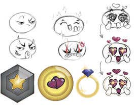#20 cho Graphic Illustrator Needed For Emoji's, Badges, Medals, & Other Icons (Winner WIll Be Hired For Additional Work) bởi VickyPolo