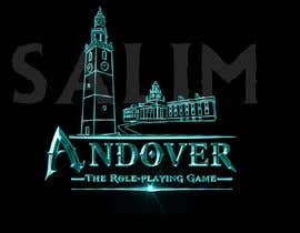 #73 for Design a Logo for a Role-playing Video Game by damiimad