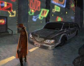Nro 23 kilpailuun Videogame artwork käyttäjältä Sharkpuppet