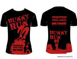 #133 for Shirt Design for Bunny Run 11 Off-Road Trail Ride by Cobot