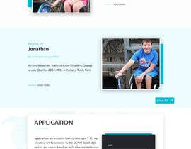 #24 for Design a Website Mockup for Non-Profit Organization by LynchpinTech