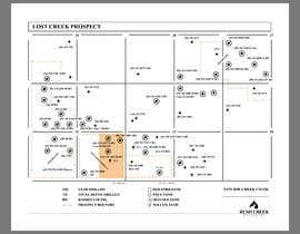 Nro 8 kilpailuun Modify existing Art Work and Maps käyttäjältä Cornman
