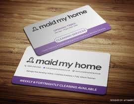 Nro 15 kilpailuun Design some Business Cards käyttäjältä arnee90