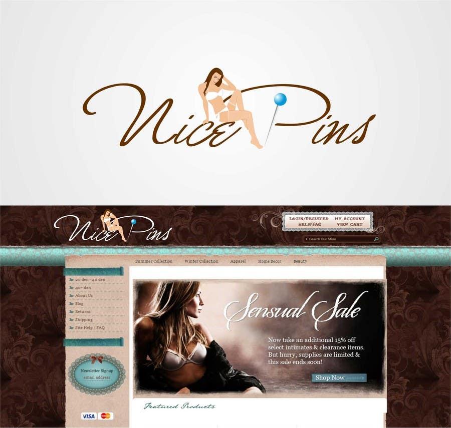 Bài tham dự cuộc thi #46 cho Logo Design for Nice Pins (nicepins.com)