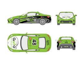 Nro 2 kilpailuun Racing car graphic design käyttäjältä TheFaisal
