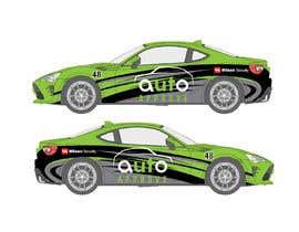 Nro 4 kilpailuun Racing car graphic design käyttäjältä TheFaisal