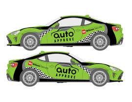 Nro 12 kilpailuun Racing car graphic design käyttäjältä TheFaisal