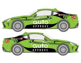 Nro 13 kilpailuun Racing car graphic design käyttäjältä TheFaisal