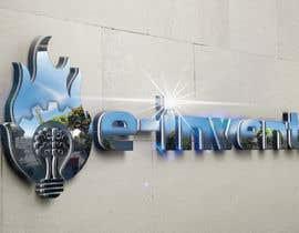 #136 para Construir um logo para minha empresa e-inventar.com.br por cezaraugustodev