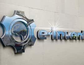 #140 para Construir um logo para minha empresa e-inventar.com.br por cezaraugustodev