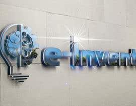 #142 para Construir um logo para minha empresa e-inventar.com.br por cezaraugustodev