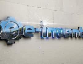 #181 para Construir um logo para minha empresa e-inventar.com.br por cezaraugustodev
