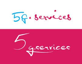 #16 for Logo for URL   5g.services by AlexHale007