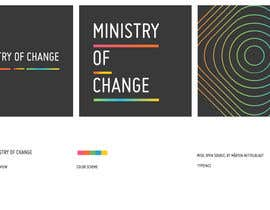 #116 for Logo Design for Ministry of Change by kivikivi