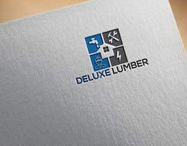 #10 for I need a logo designed for an online website the company name is DELUXE LUMBER im looking for somthing nice sharp and updated Thanks by zapolash