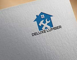 #13 for I need a logo designed for an online website the company name is DELUXE LUMBER im looking for somthing nice sharp and updated Thanks by zapolash