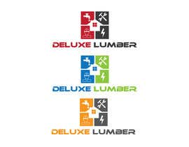 #22 for I need a logo designed for an online website the company name is DELUXE LUMBER im looking for somthing nice sharp and updated Thanks by zapolash