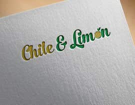 #2 for Logo and first corporate image proposal for Chile & Limón by Salma70