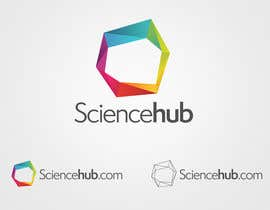 nº 157 pour Logo Design for ScienceHub par logonero