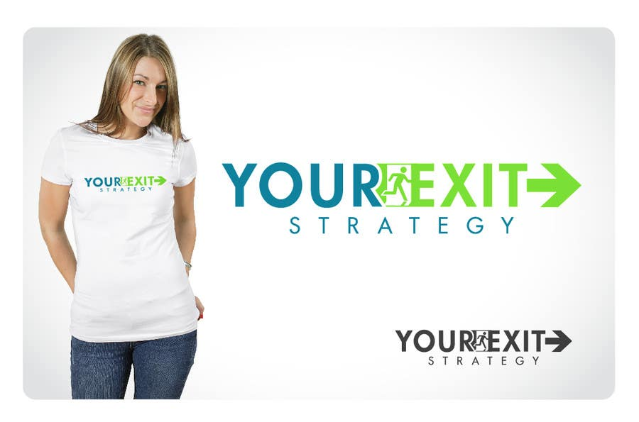 Proposition n°                                        22                                      du concours                                         Logo Design for Your Exit Strategy