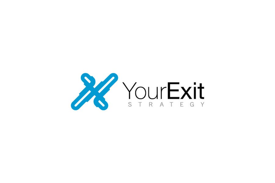 #44 for Logo Design for Your Exit Strategy by ejom