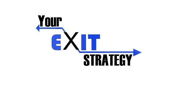Proposition n°                                        29                                      du concours                                         Logo Design for Your Exit Strategy