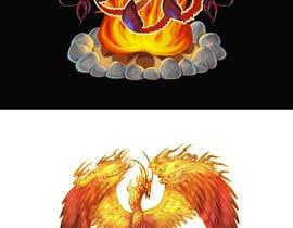 #24 for Phoenix Color Tattoo Designed by JeanpoolJauregui