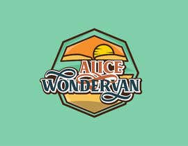 "#161 for Simple vintage caravan logo - ""Alice Wondervan"" by Jokey05"
