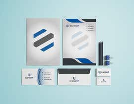 #14 for Elemeit letterhead & envelop by prayasdesign