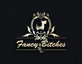 #23 untuk Fancy Bitches - Fix up my new business logo oleh HabiburHR