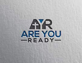 #276 for Are you Ready Logo af maninhood11